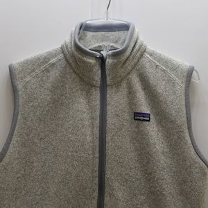 PATAGONIA WOMEN FLEECE VEST JACKET
